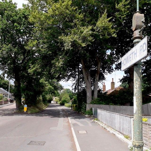 East Howe: Howeth Road