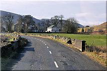 NT1126 : A701, The Crook Inn, Tweedsmuir by David Dixon
