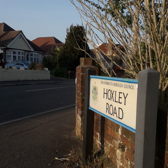Northbourne: Hoxley Road