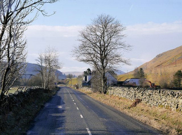 A701 Crookhaugh