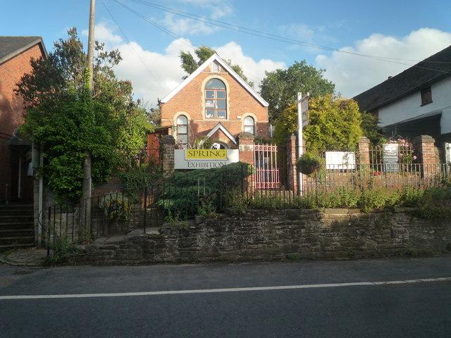 The Old Chapel (Pembridge)