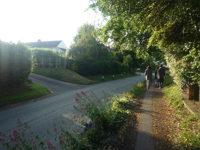 Path by Bridge Street (Pembridge)