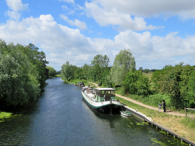 Clayhithe: a view from the bridge