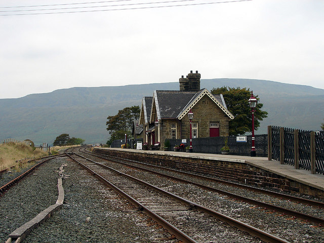 Ribblehead station building