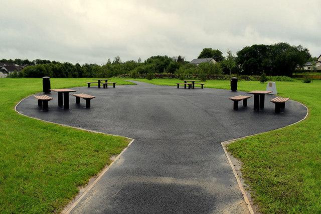 St Julian's Park, Lisanelly