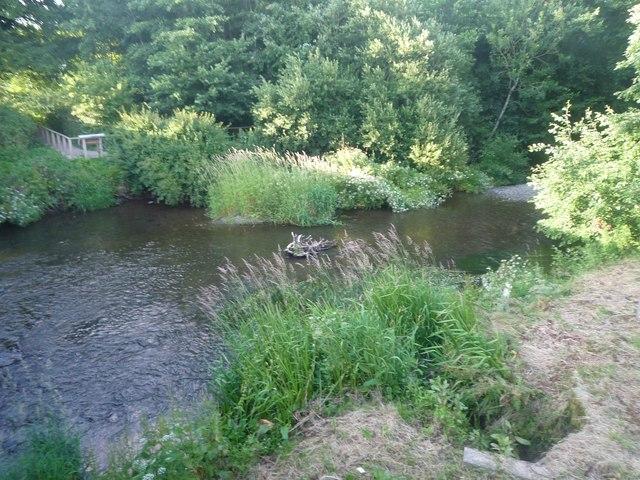 The River Arrow (Pembridge)
