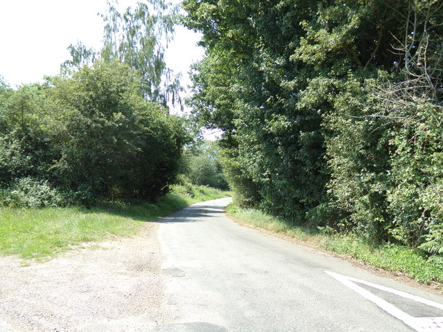 Broad Lane, Swannington by Adrian Cable