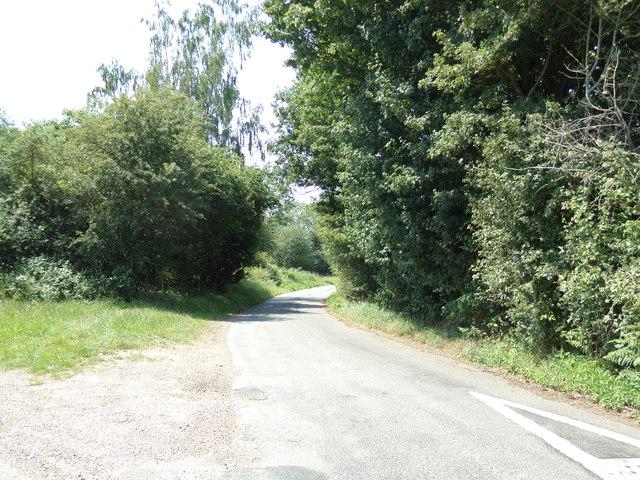 Broad Lane, Swannington