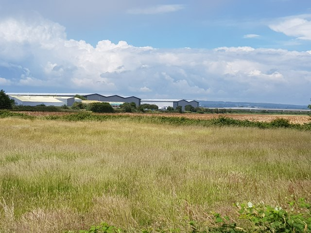 More industrial units on the edge of Bognor