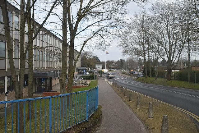 Robinson Way, Addenbrooke's Hospital