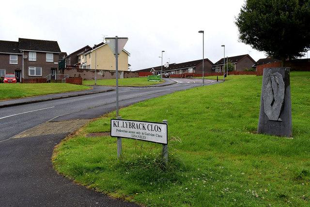 Killybrack Close, Lisanelly