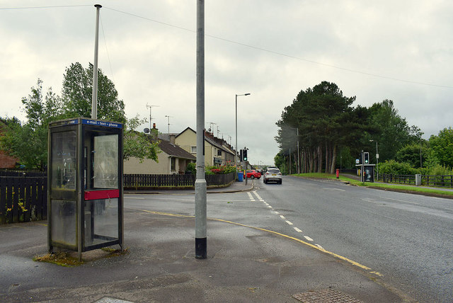 Mountjoy Road, Omagh