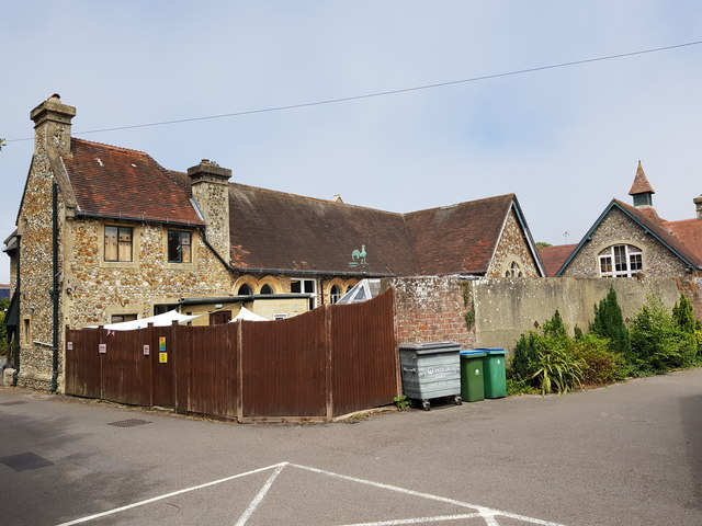 Rear of The Old School Nursery, Bersted Street