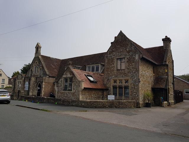 The Old School Nursery, Bersted Street