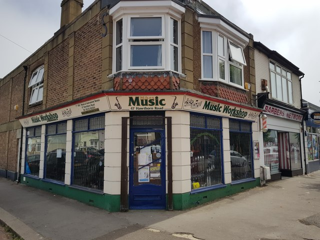Mikes Music Workshop