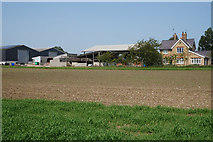 SE7843 : Gale Carr Farm, Bielby by Ian S