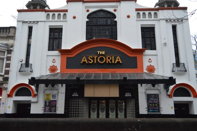 The Astoria
