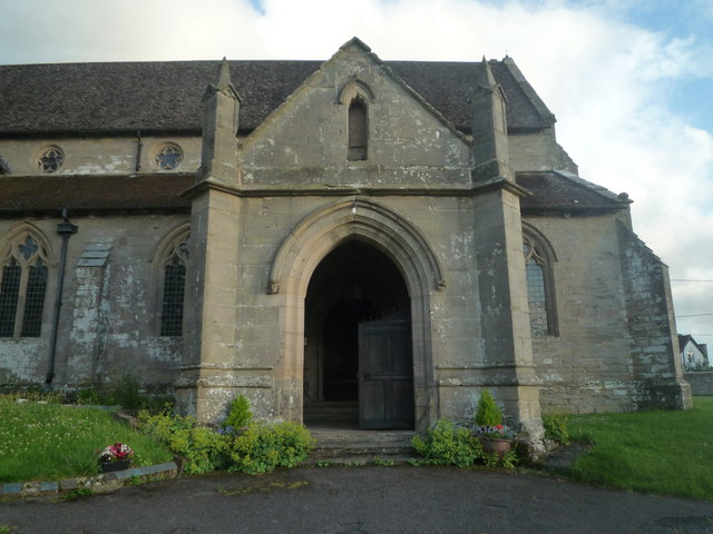 St. Mary's Church (Porch | Pembridge)