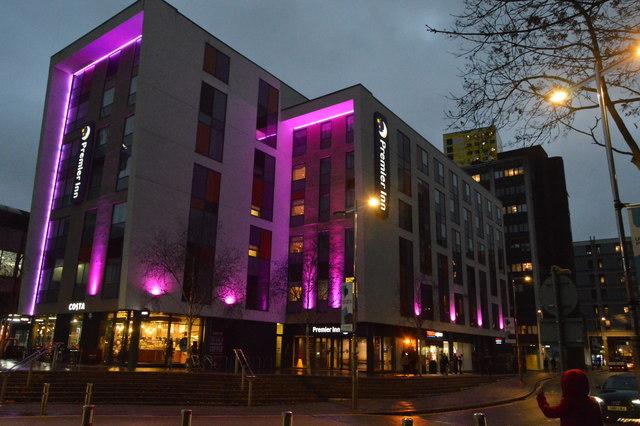 Southsea Premier Inn