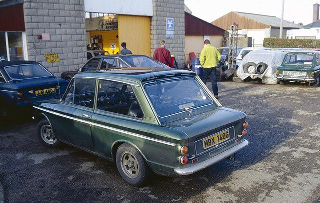 Merlin Motors, Caerwys