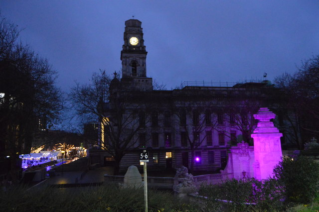 Guildhall & War Memorial, Portsmouth