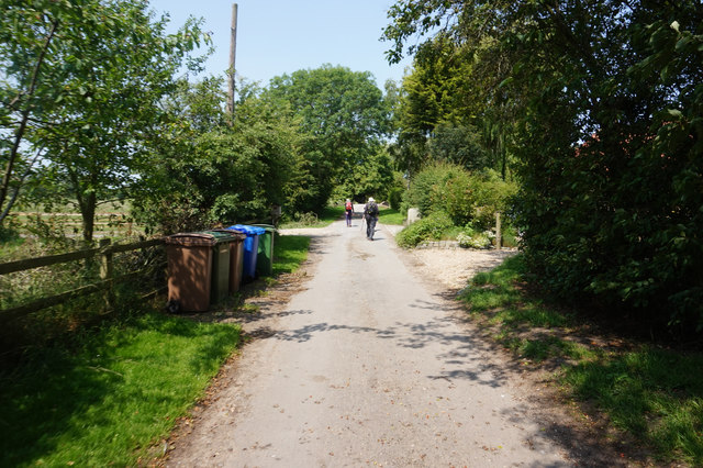Mill Lane, Bielby