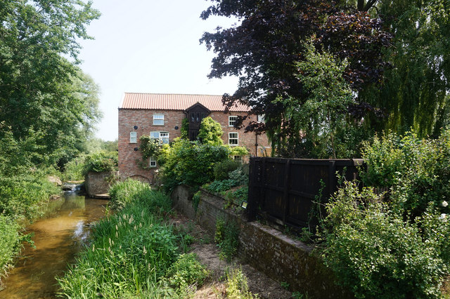 The Old Mill, Bielby