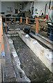 SK3155 : Cromford and high Peak Railway workshops by Chris Allen