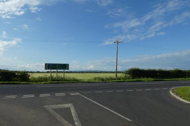 A614 meets Cliffe Lane