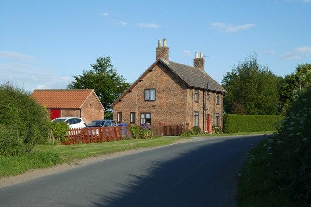 House on Harswell Lane