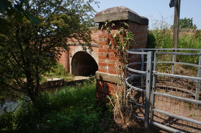 Coat's Bridge, Pockington Canal