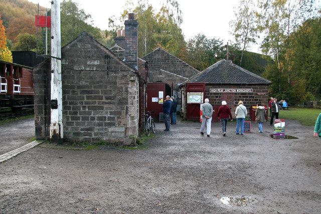 High Peak Junction Workshops