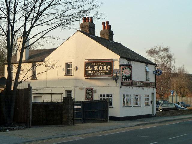 The Rose, Overy Street, Dartford