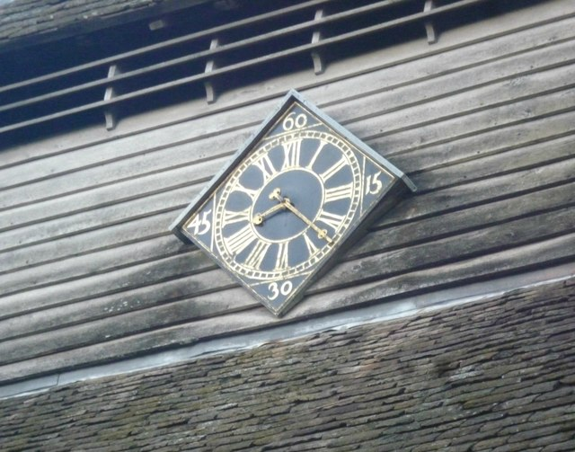 Clock on St. Mary's Church (Bell Tower | Pembridge)