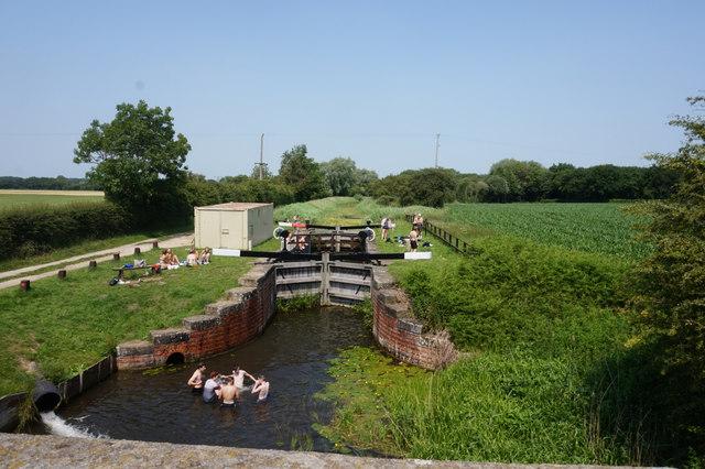 Coat's Lock, Pockington Canal