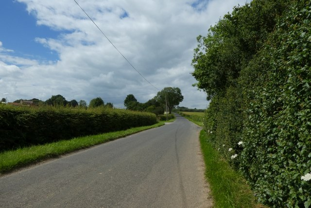 Road to Kirkham and Westow