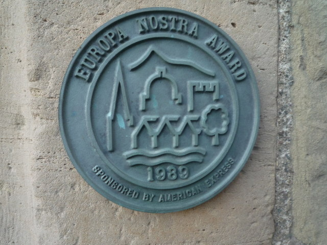 Europa Nostra Award on St. Mary's Church (Bell Tower | Pembridge)