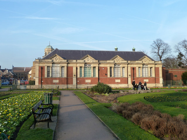 Dartford Library and Museum
