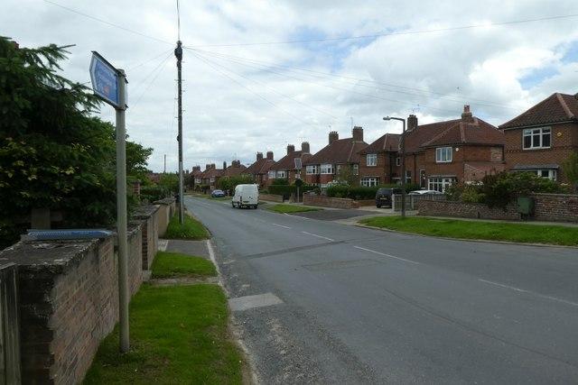 Along Whitewall Corner Hill