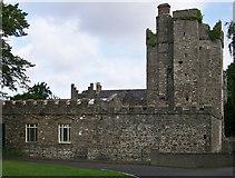 O1131 : Castles of Leinster: Drimnagh, Dublin (2) by Garry Dickinson