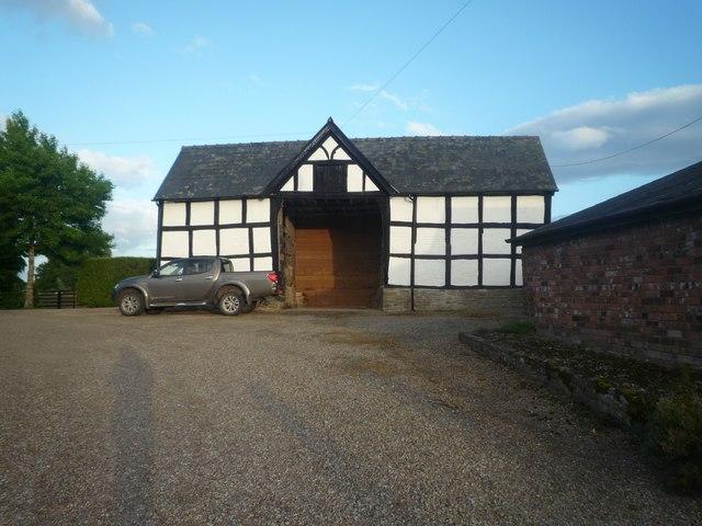 Barn at Court House Farmhouse (Pembridge)