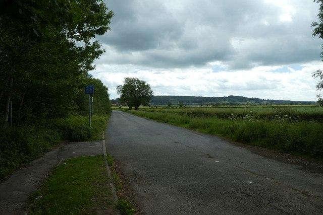 Lane to Scagglethorpe