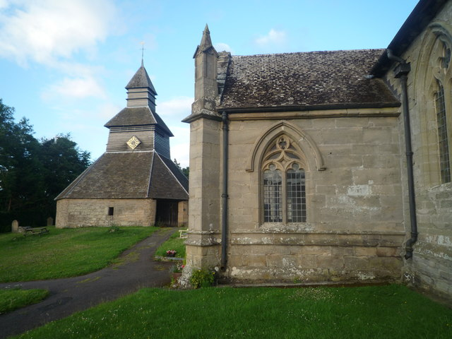 St. Mary's Church (Bell Tower & Porch | Pembridge)