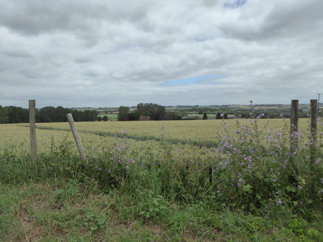 View from Coach Road, near Egerton