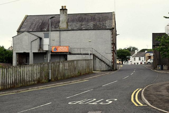 Methodist Lane, Newtownstewart