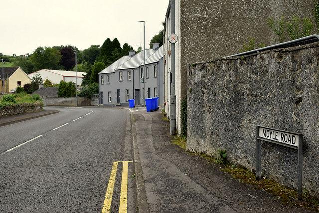 Moyle Road, Newtownstewart