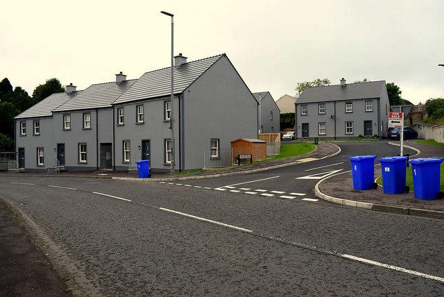 Riverview Close, Newtownstewart