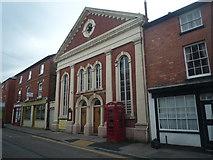 SO2956 : Kington Baptist Church by Fabian Musto
