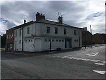 NZ2364 : Former Kings Arms Public House, Diana Street/Douglas Terrace by Anthony Foster