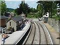 SO6107 : Parkend Station by Chris Allen